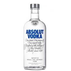 Vodka Absolut Natural 750ml
