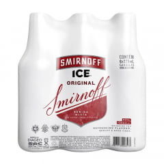 Vodka Smirnoff Ice Original 275ml