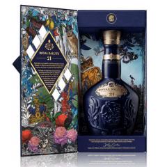 Whisky Chivas Royal Salute 21 anos 700 ml