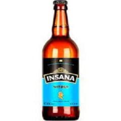 Cerveja Insana Wittbier 500ml