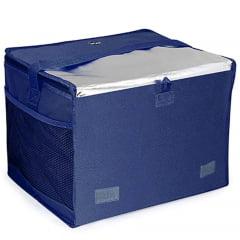 Bolsa Termica Mor 20 Litros - Azul Marinho